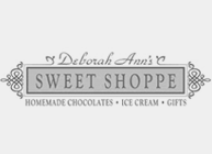 One Web Source Web Design for Deborah Ann's Sweet Shoppe