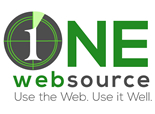 One Web Source ct web design logo