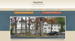 One Web Source CT Web Design for Ridgefield Apartments