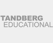 One Web Source Web Design for Tandberg Educational